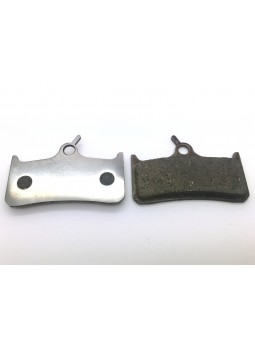 Hope: 2 brake pads in Titanium