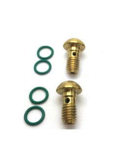 Shimano XT-XTR-SAINT: 2 brake line screws