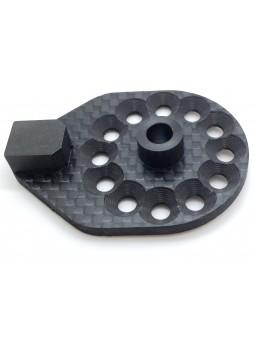 ROHLOFF: Axle plate Type CC
