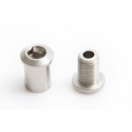 4 Titanium Chainring Screws