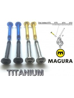 MAGURA MT: 2 Brakeline screws