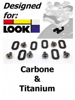 LOOK: 6 carbone plates + 6...