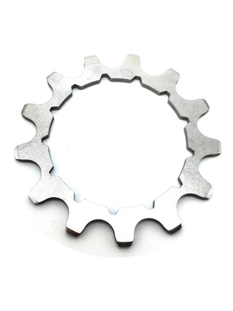 splined Sprocket made of TITANIUMPLANET 13T to 17T ROHLOFF