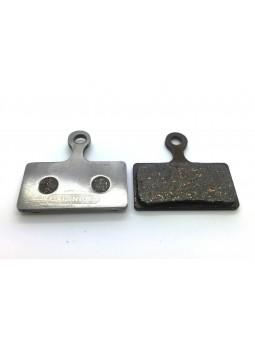 Shimano XT-XTR: Brake pads in Titanium
