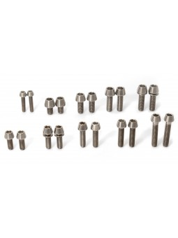 20 Titanium Screw set for Bike
