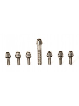 7 Titanium Screws Set for Stem