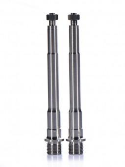 DMR Vault: 2 Achsen aus Titan für Pedale