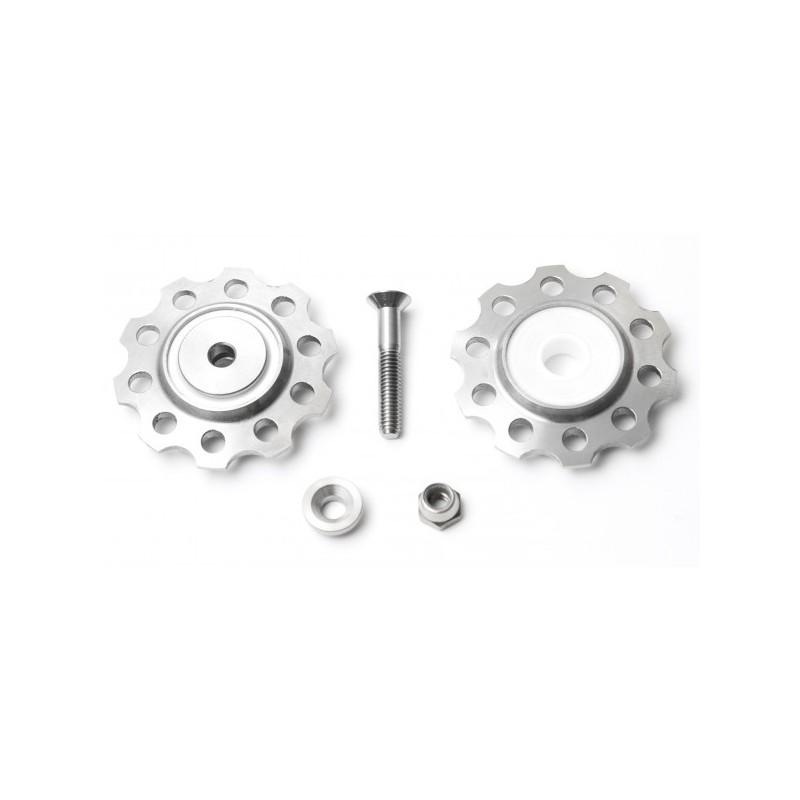 2 Jockeys Titanium Ceramic Bearing