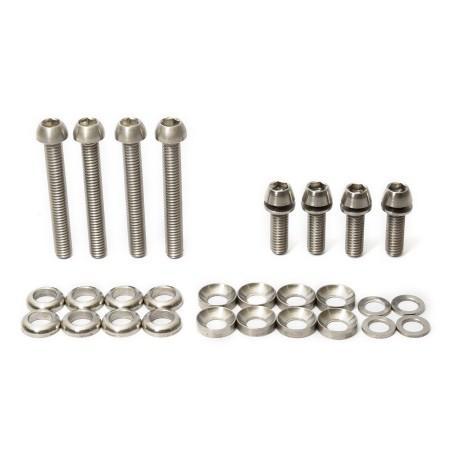 AVID: 28 Parts in Titanium for AVID Brake system