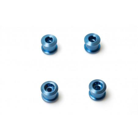 4 Titanium Chainring Screws