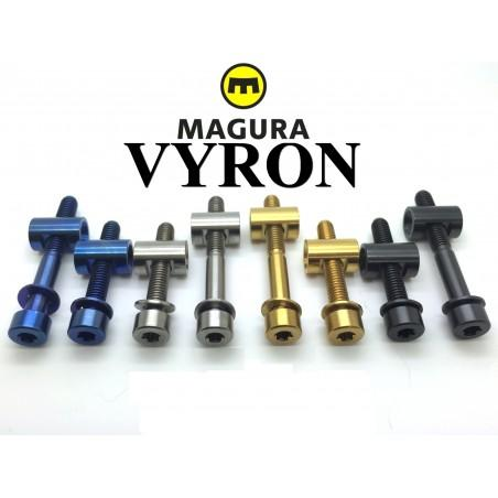 MAGURA: screwset for seatpost VYRON