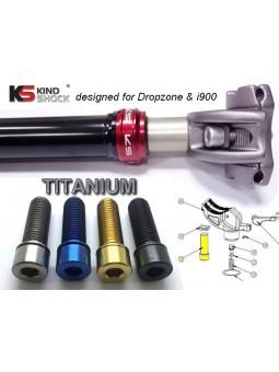 KINDSHOCK: 1 clamp for Dropzone + i900