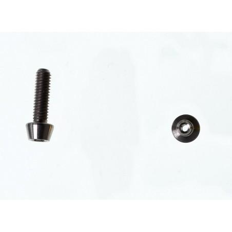 2 EXTRA-LIGHT Screws - 62% lighter!