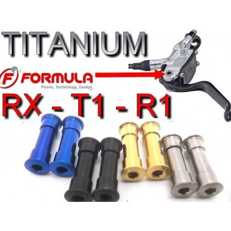 Formula R1, T1, RX: 2 axles for Brake Levers